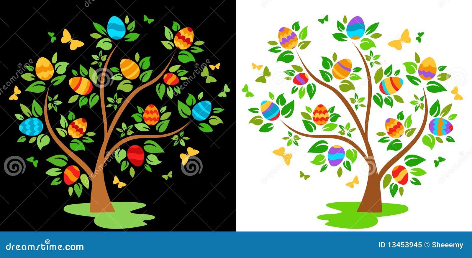 Easter drzewo