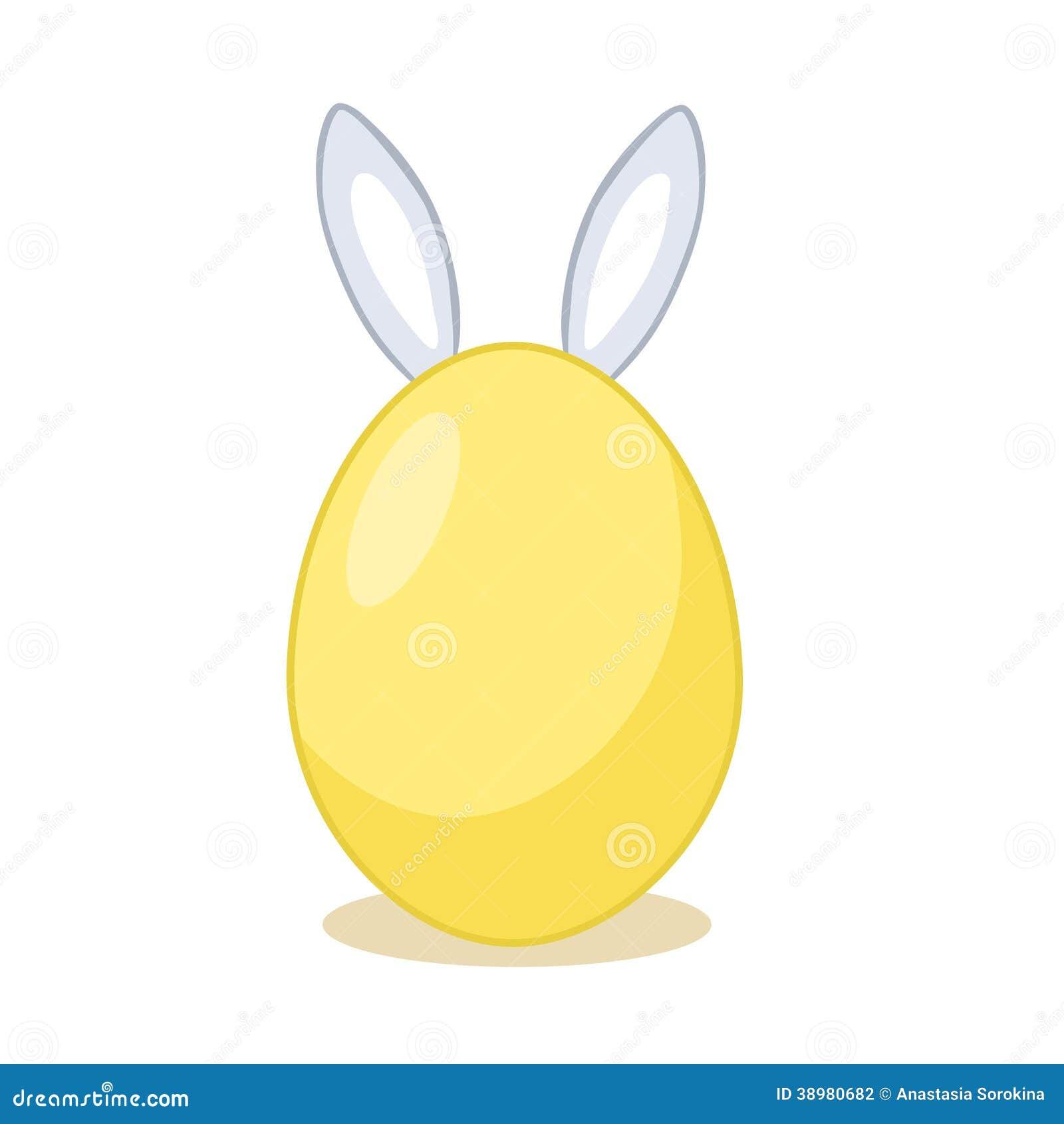 Bunny Ears Headband Clip Art Easter egg with bunny ears