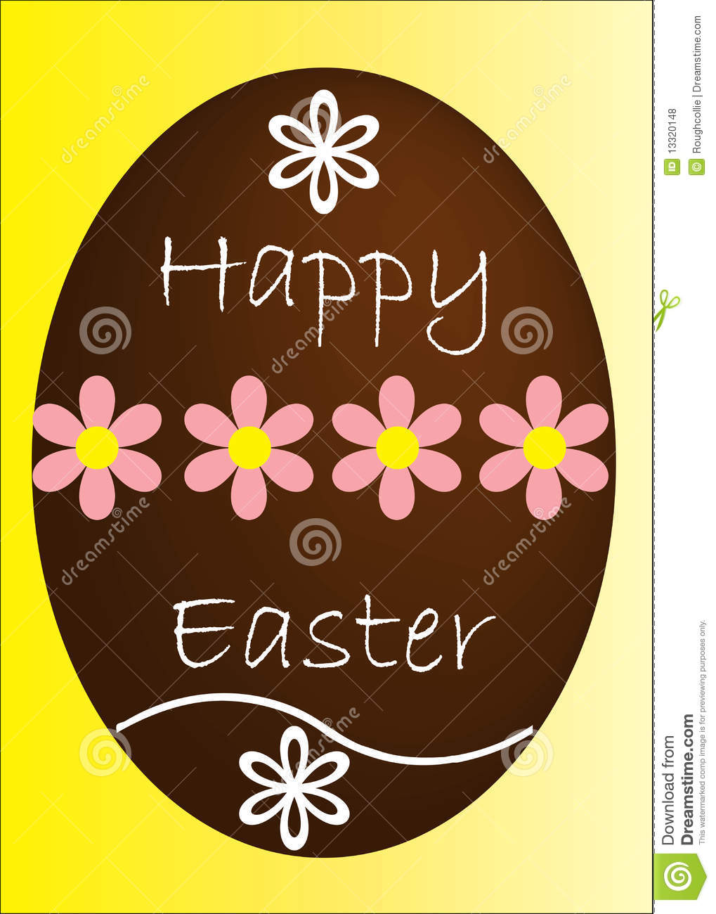 easter egg card design stock vector illustration of illustration