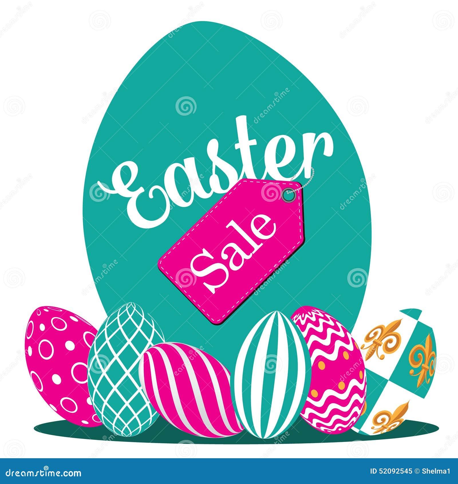 Poster design eps - Easter Egg Hunt Background Flat Design Eps 10 Vector Royalty Free Stock Photo