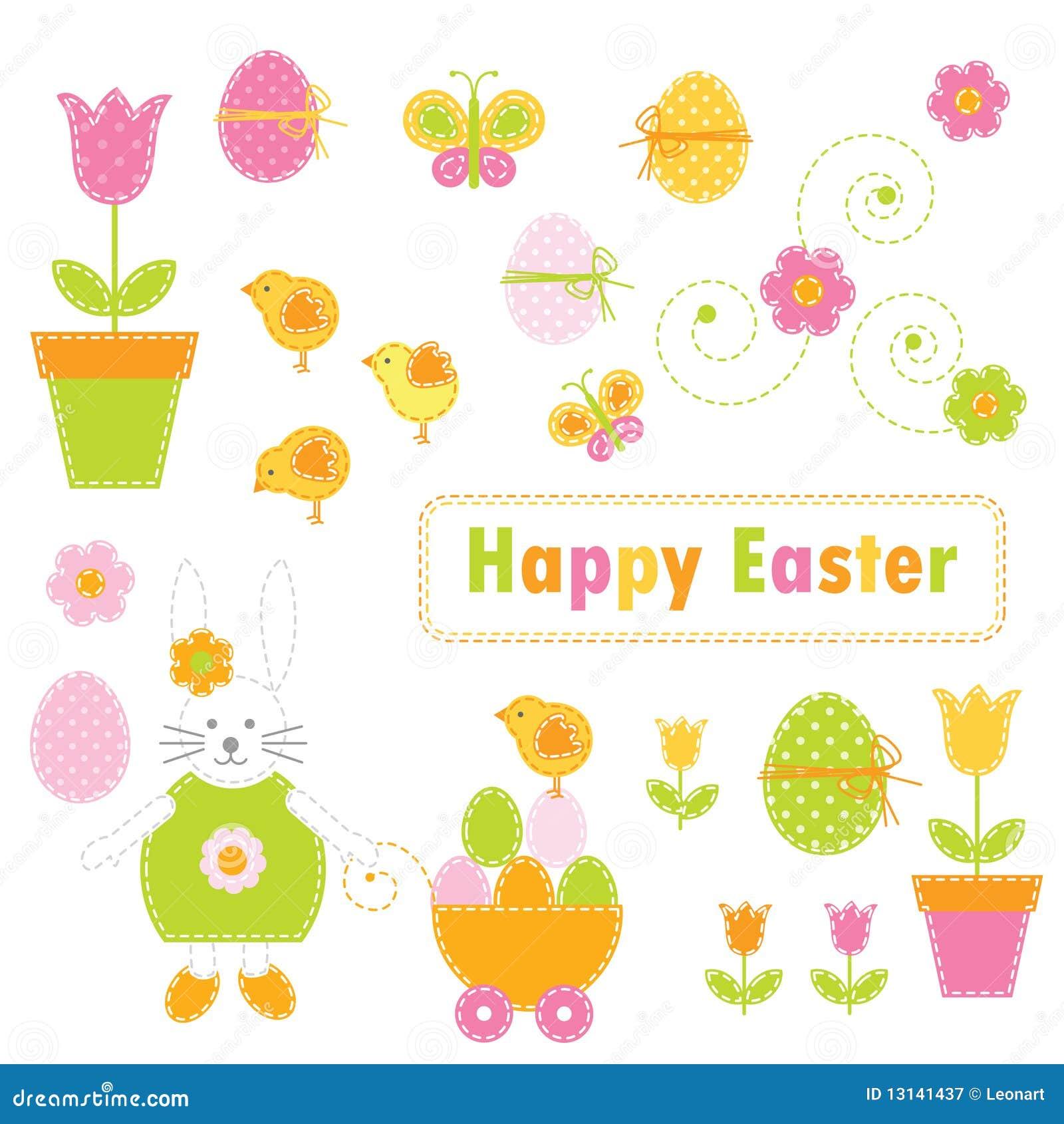 Easter element