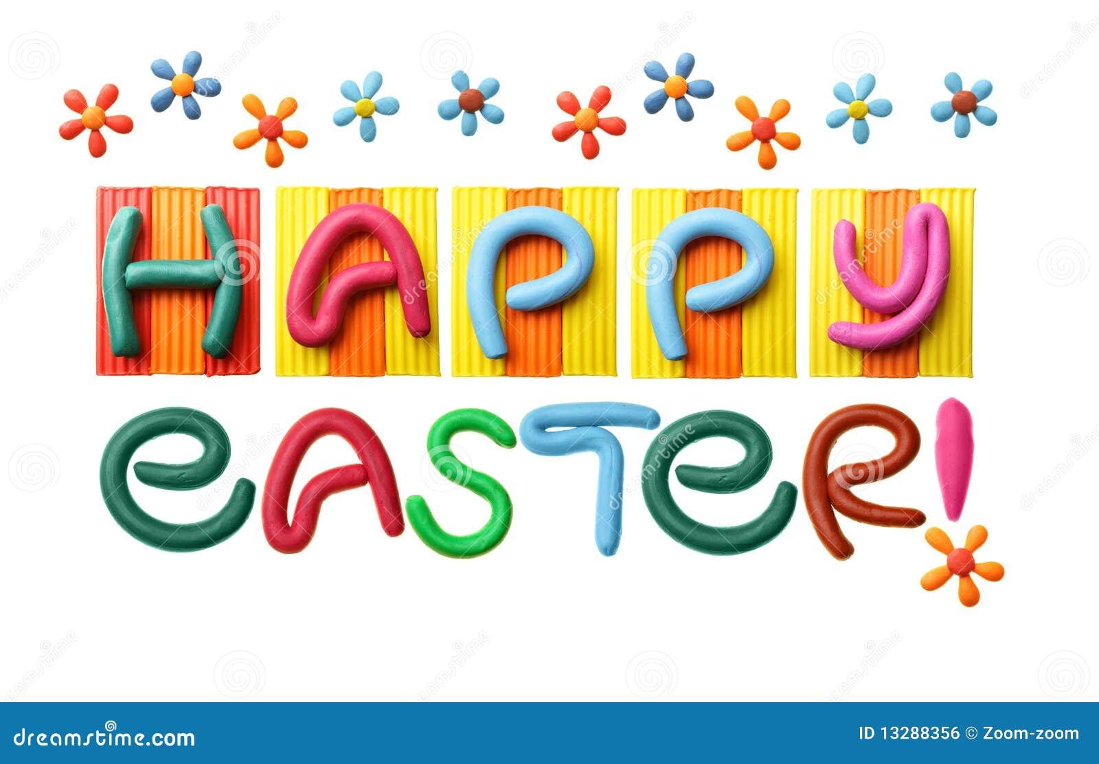 Easter feliz!