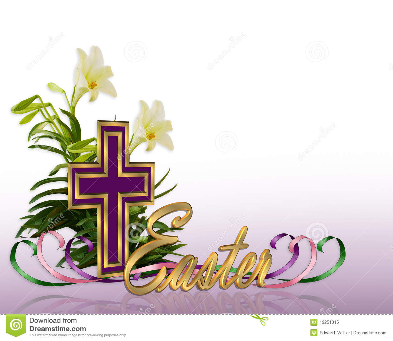Easter Lily Stock Illustrations – 964 Easter Lily Stock ...