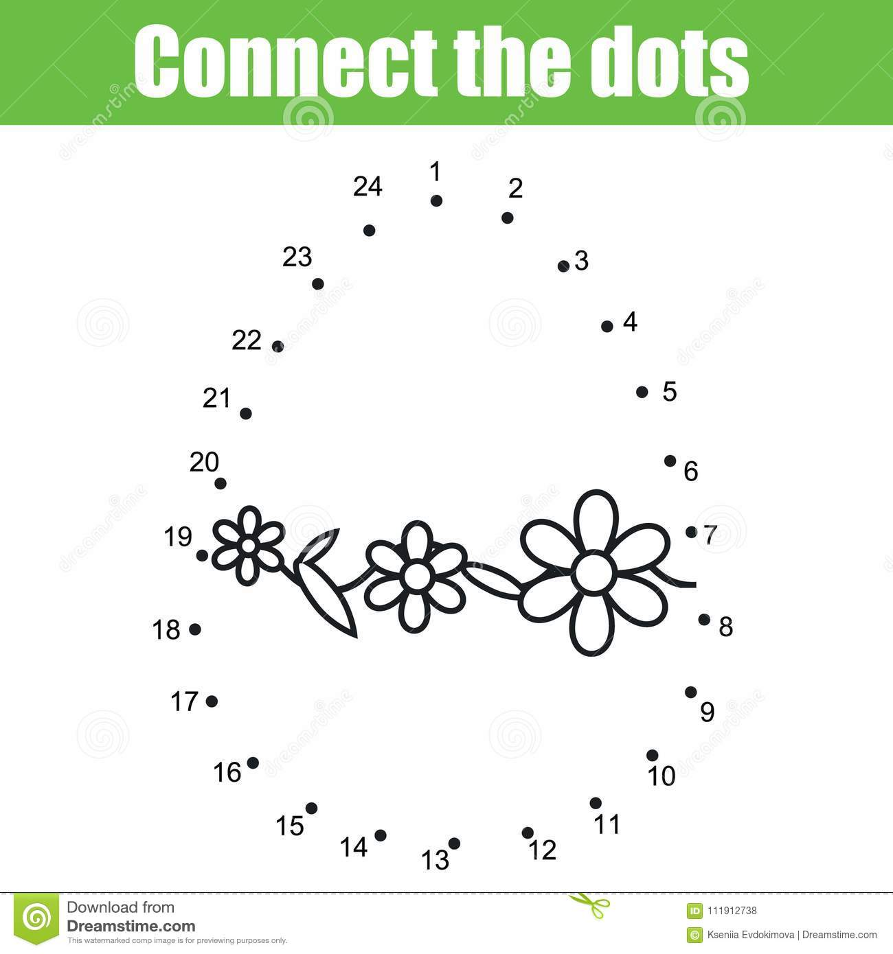 photograph about Easter Printable named Easter Activity. Converse The Dots By way of Quantities. Small children