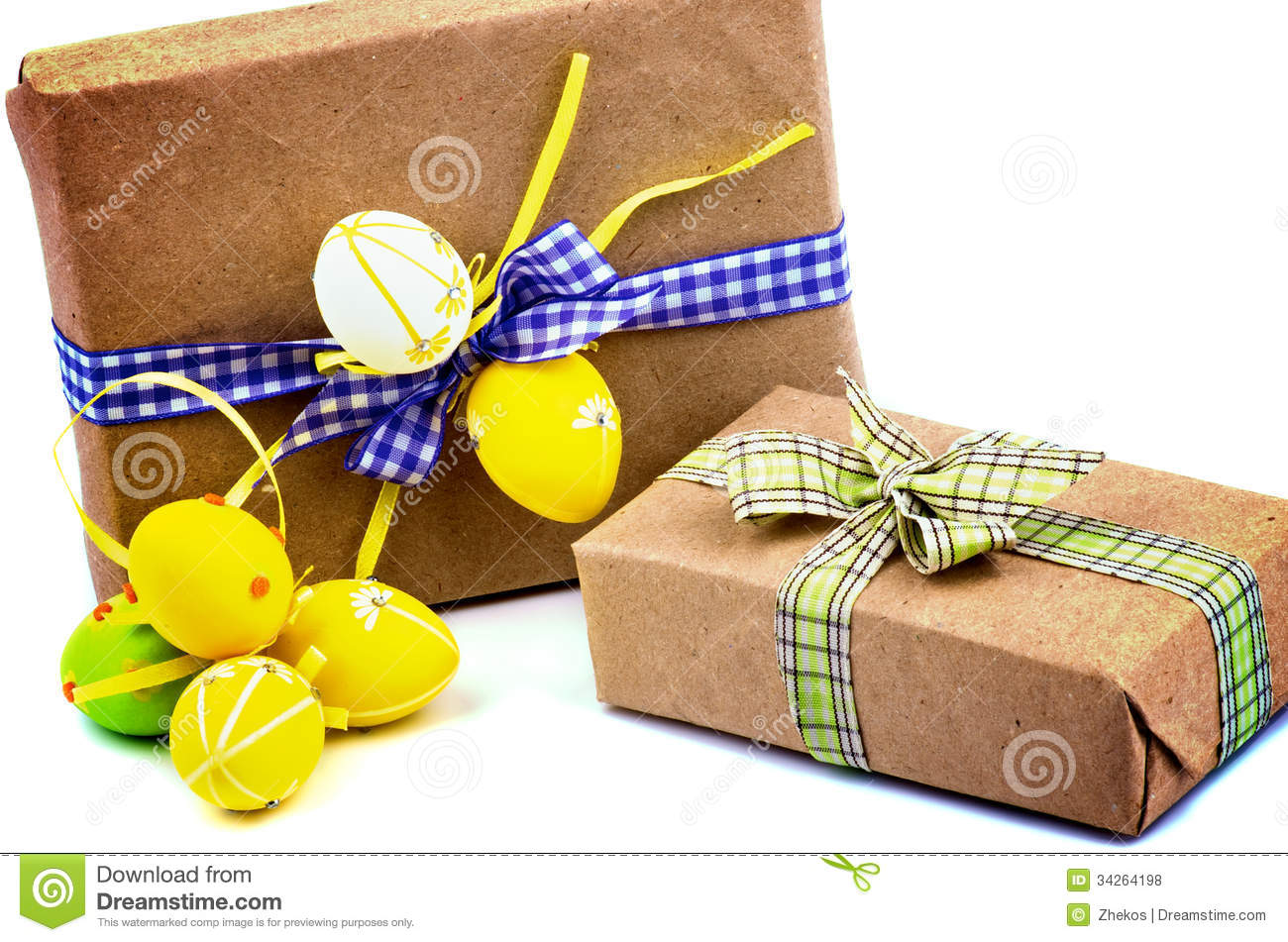 Easter gifts stock photo image of time celebrations 34264198 royalty free stock photo download easter gifts negle Image collections
