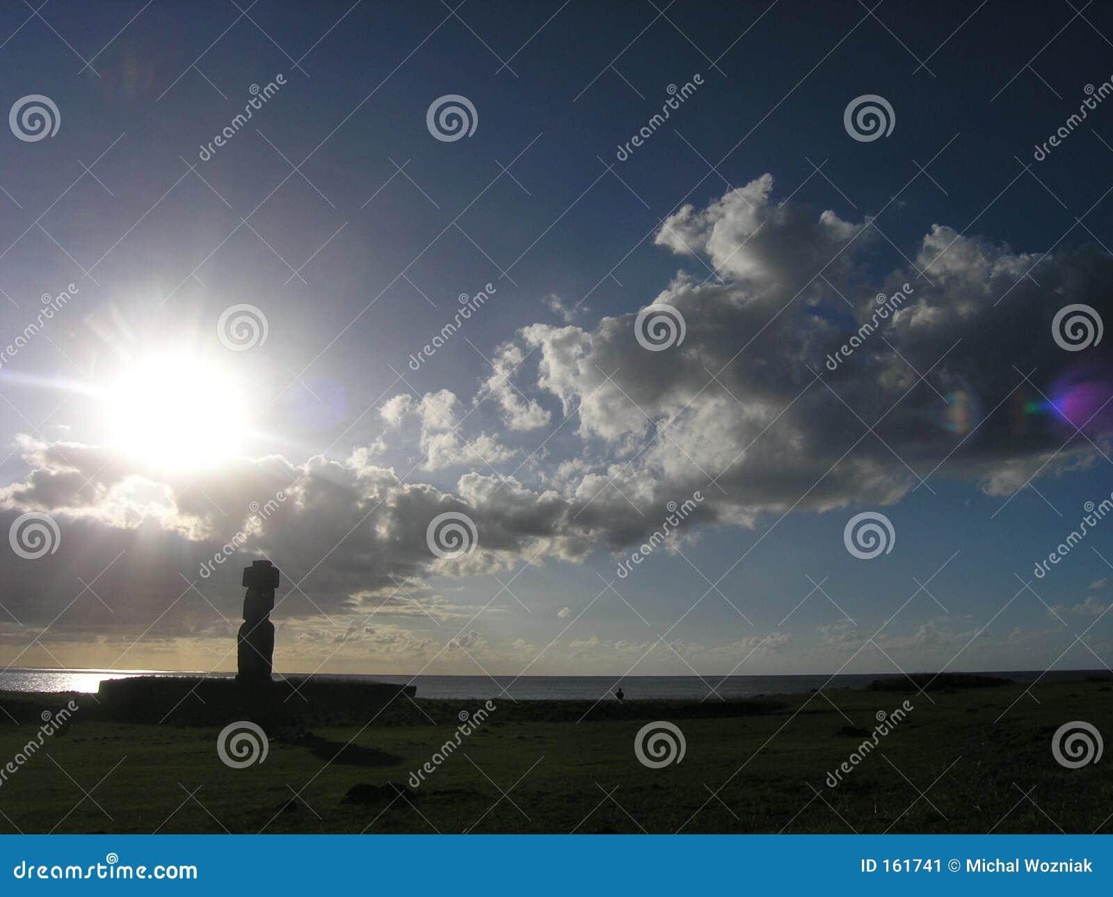Easter Island - Ahu Tahai