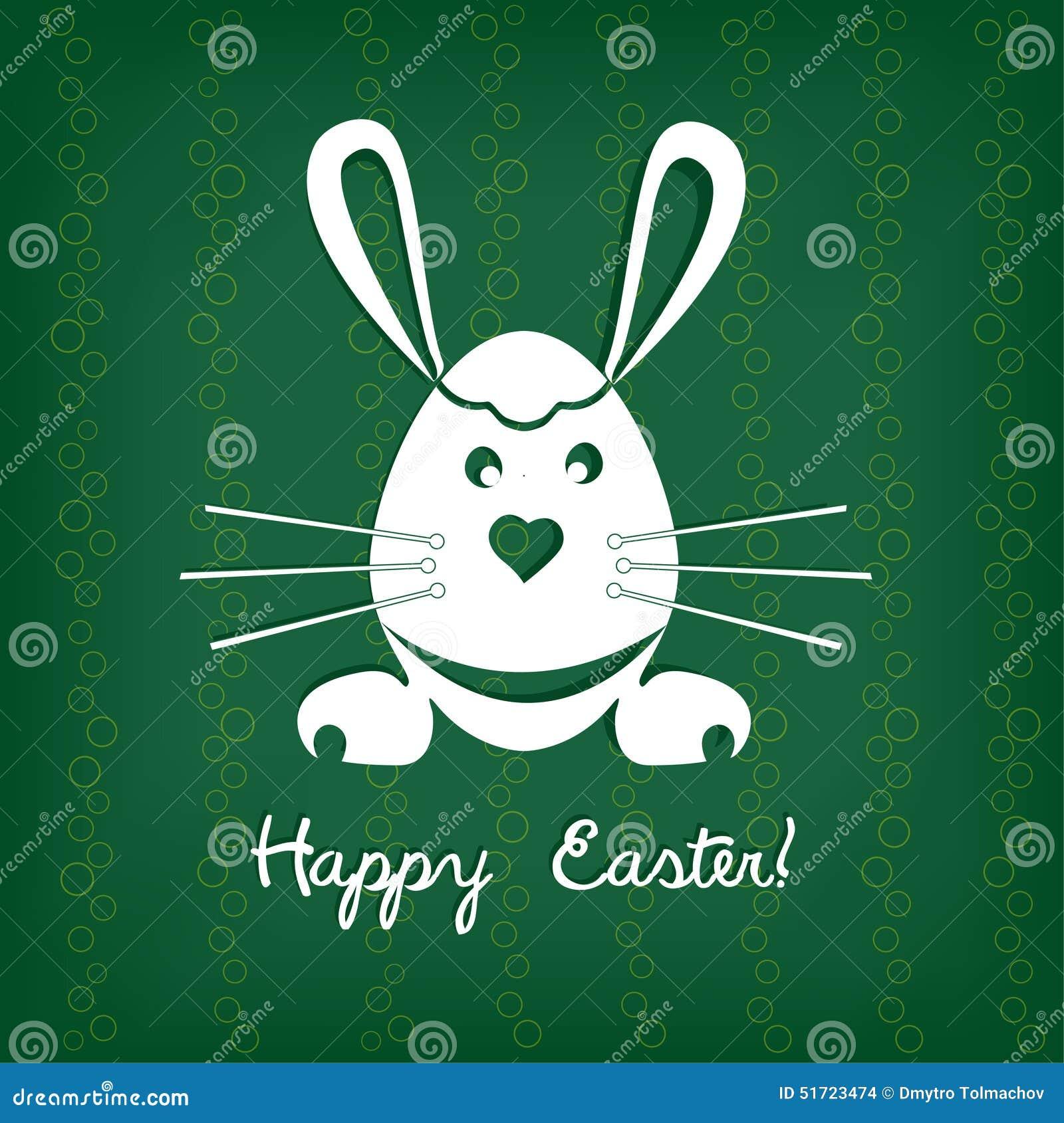 Easter karciany królik