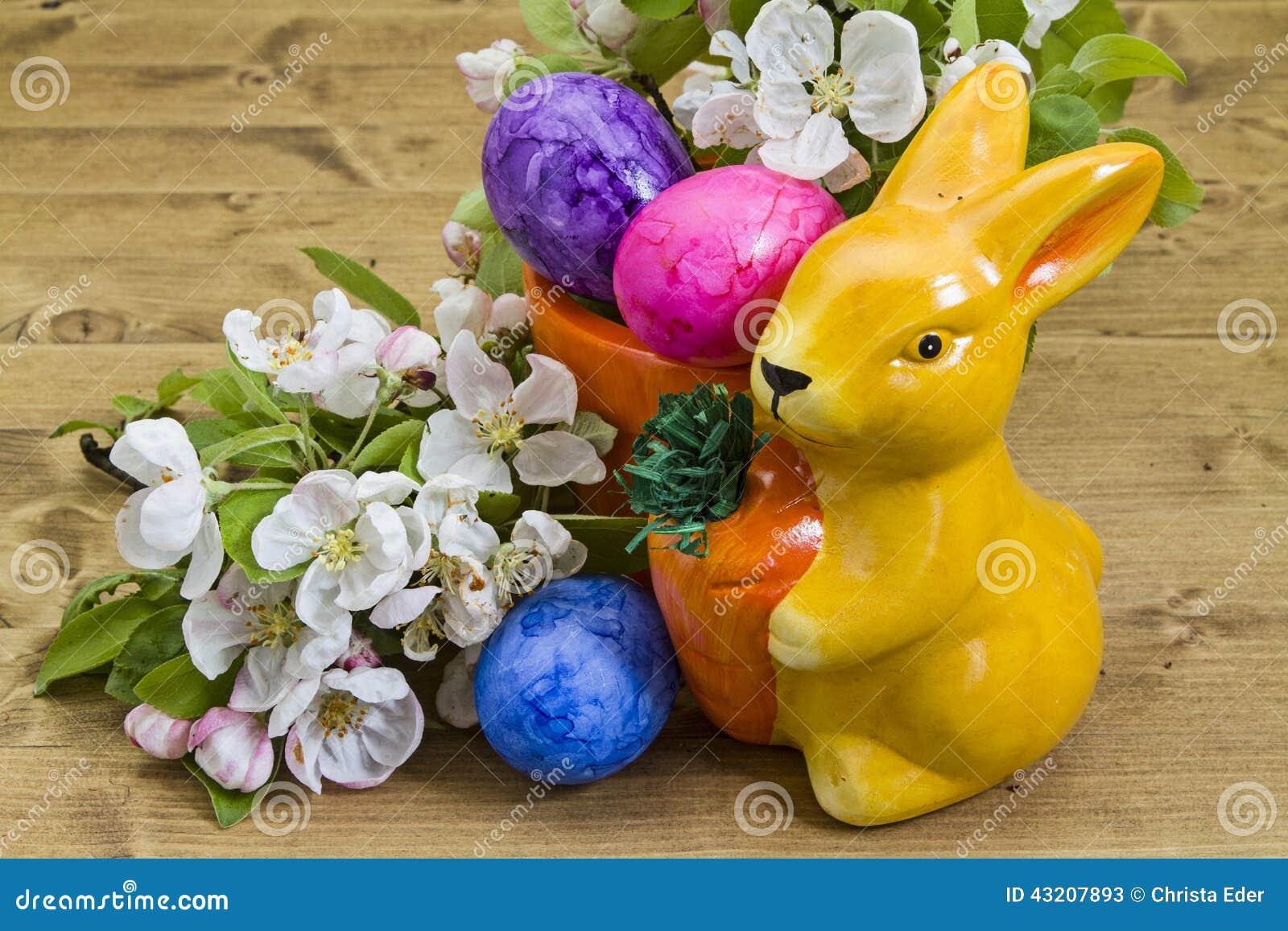 Download Easter livstid fortfarande fotografering för bildbyråer. Bild av roligt - 43207893