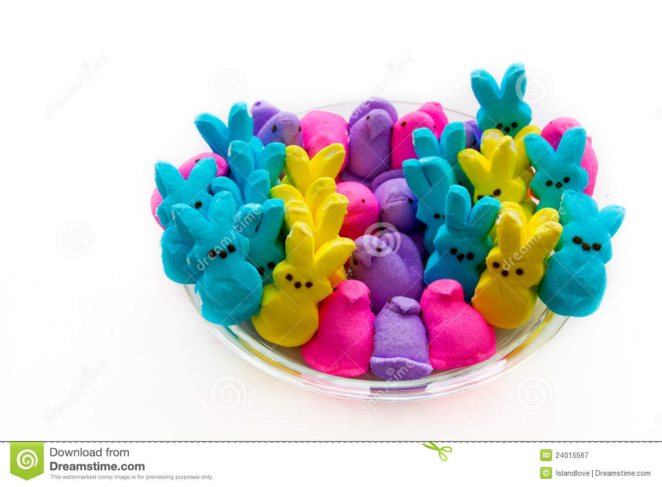 Easter Peeps Stock Image  Image Of Yellow  Colors  Easter