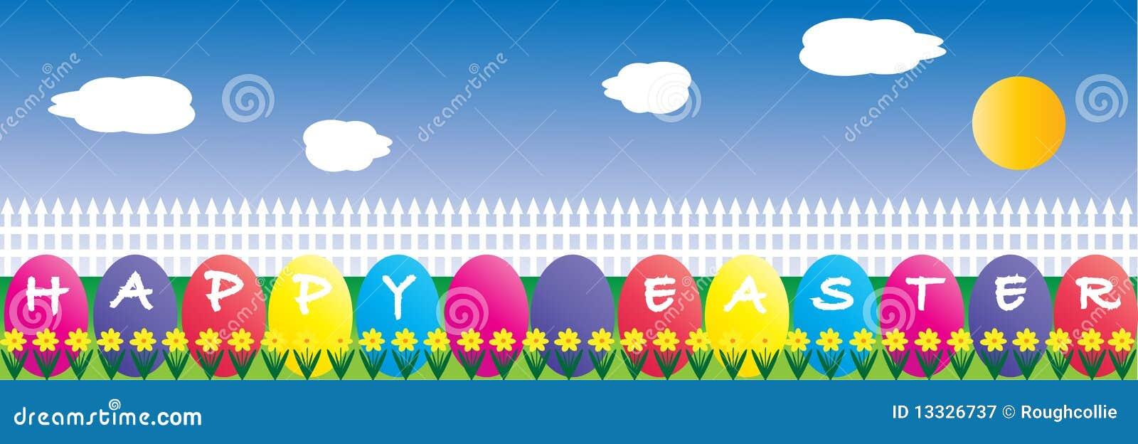 Easter rabatowy jajko