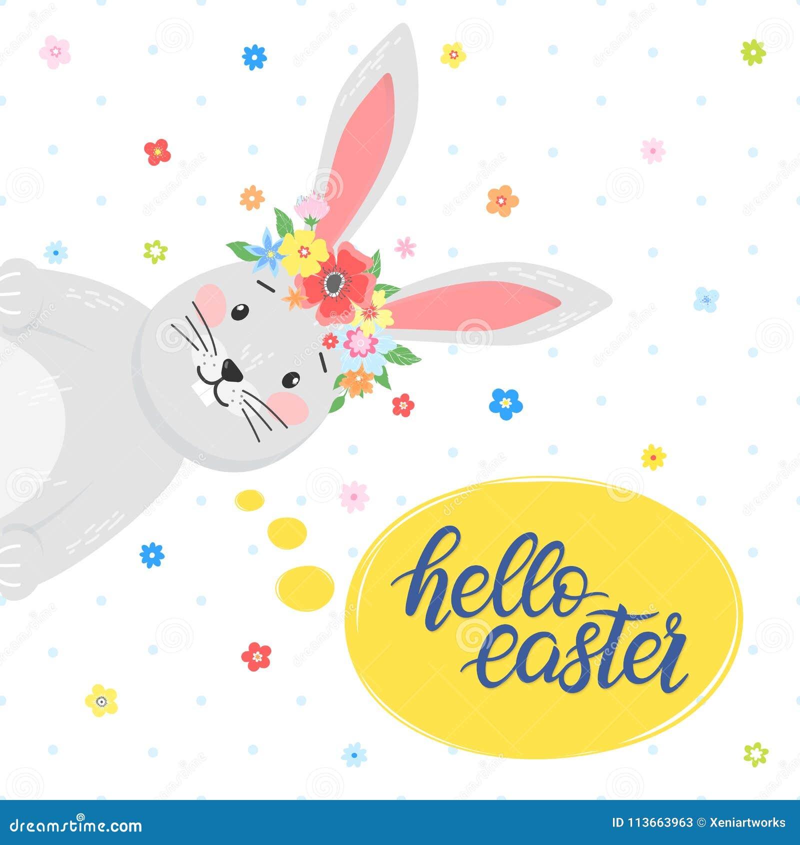 Easter seasons greetings card stock illustration illustration of easter seasons greetings card m4hsunfo