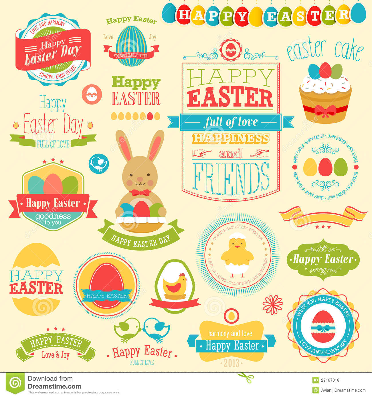 How is easter date set in Melbourne