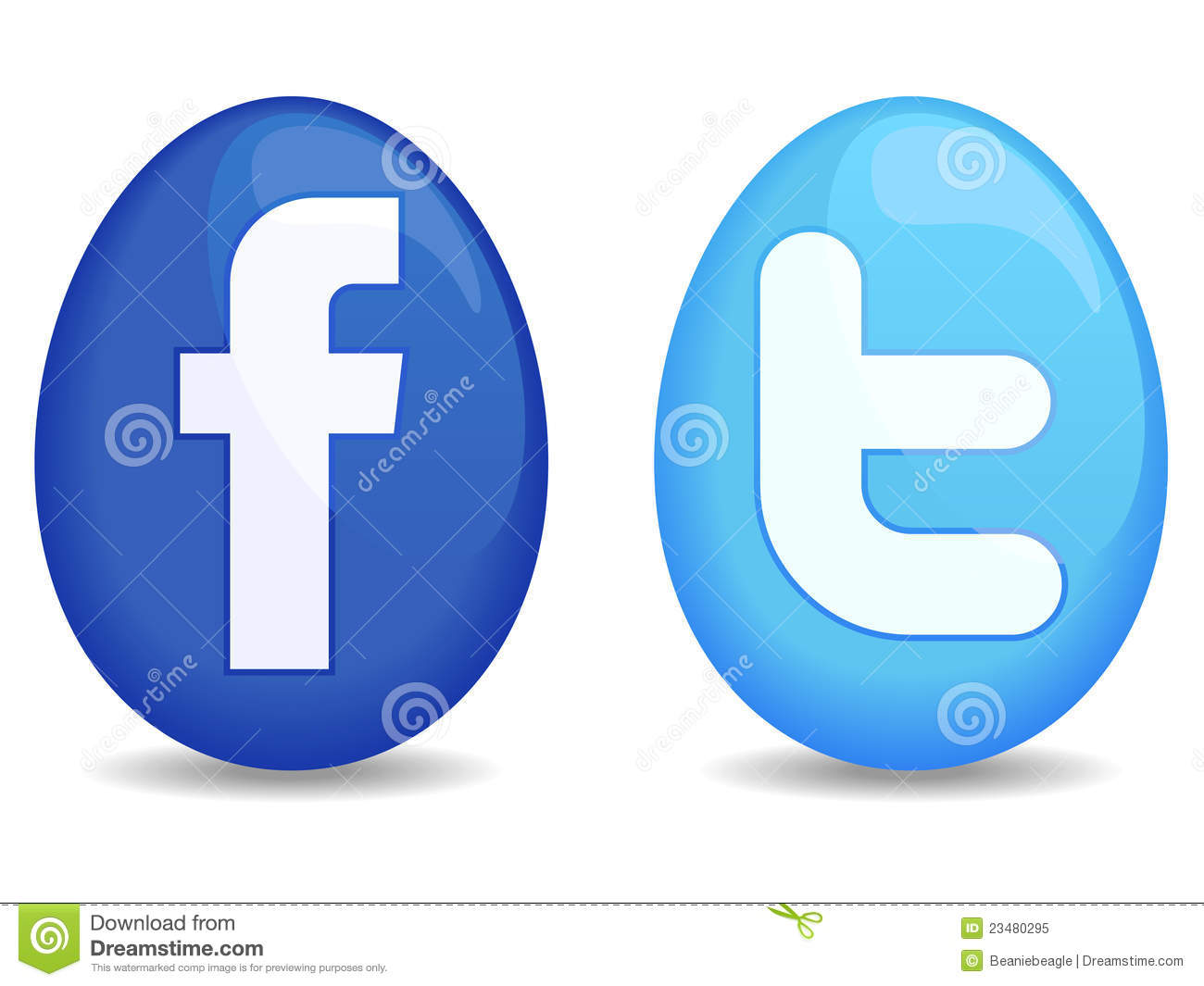 Easter Social Icons