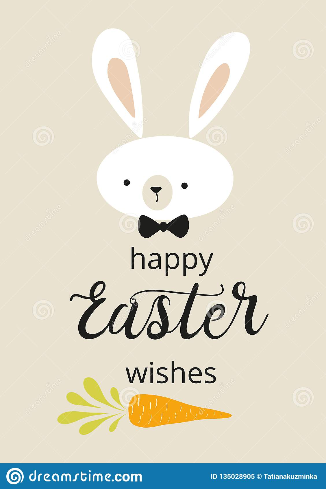 Easter Typography Quote Happy Easter Wishes Decorated Funny ...
