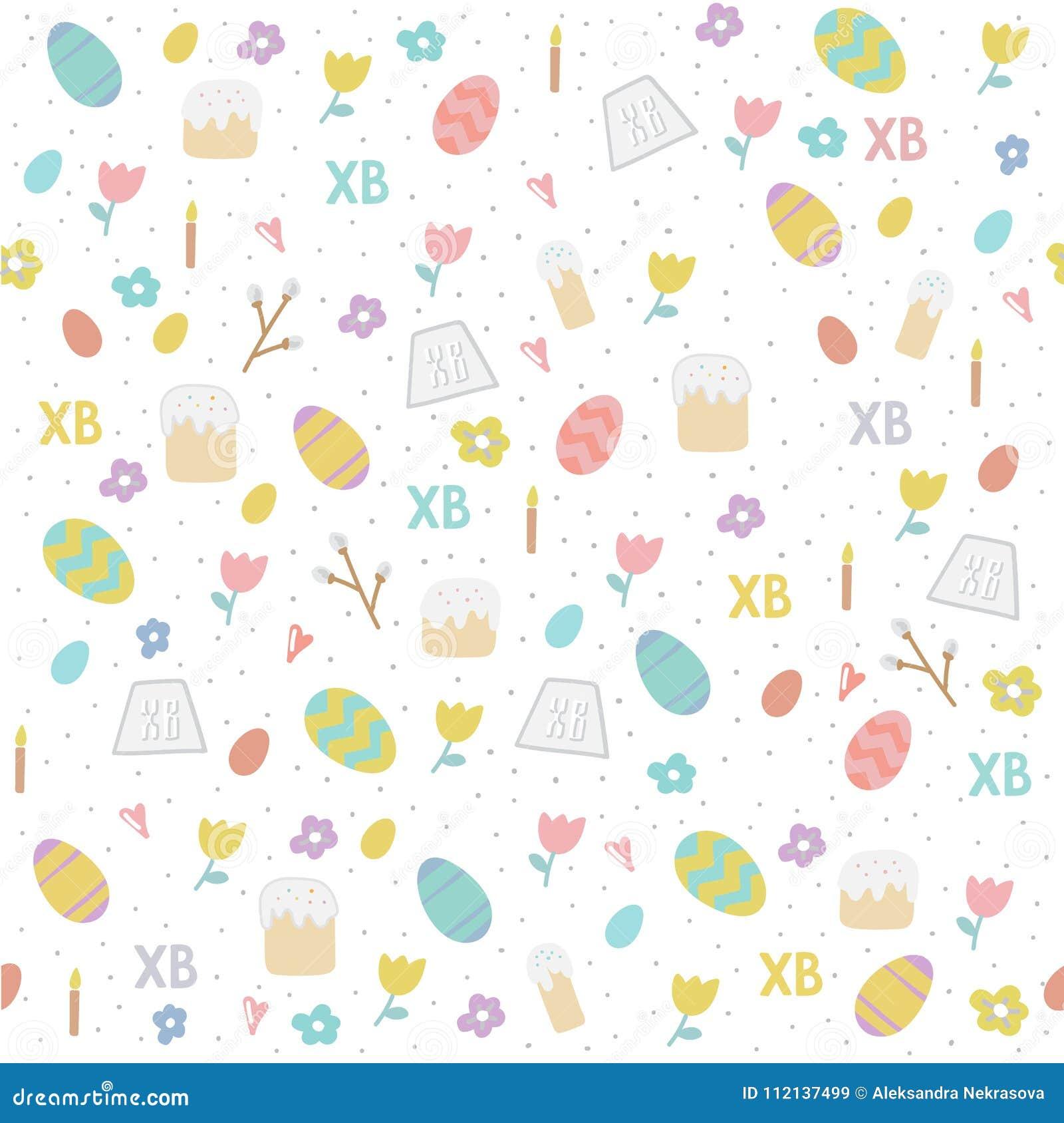 Easter wzór