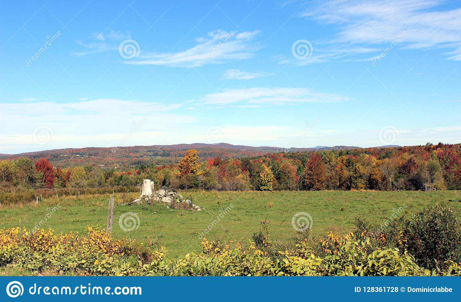 Eastern Townships Lansdcape