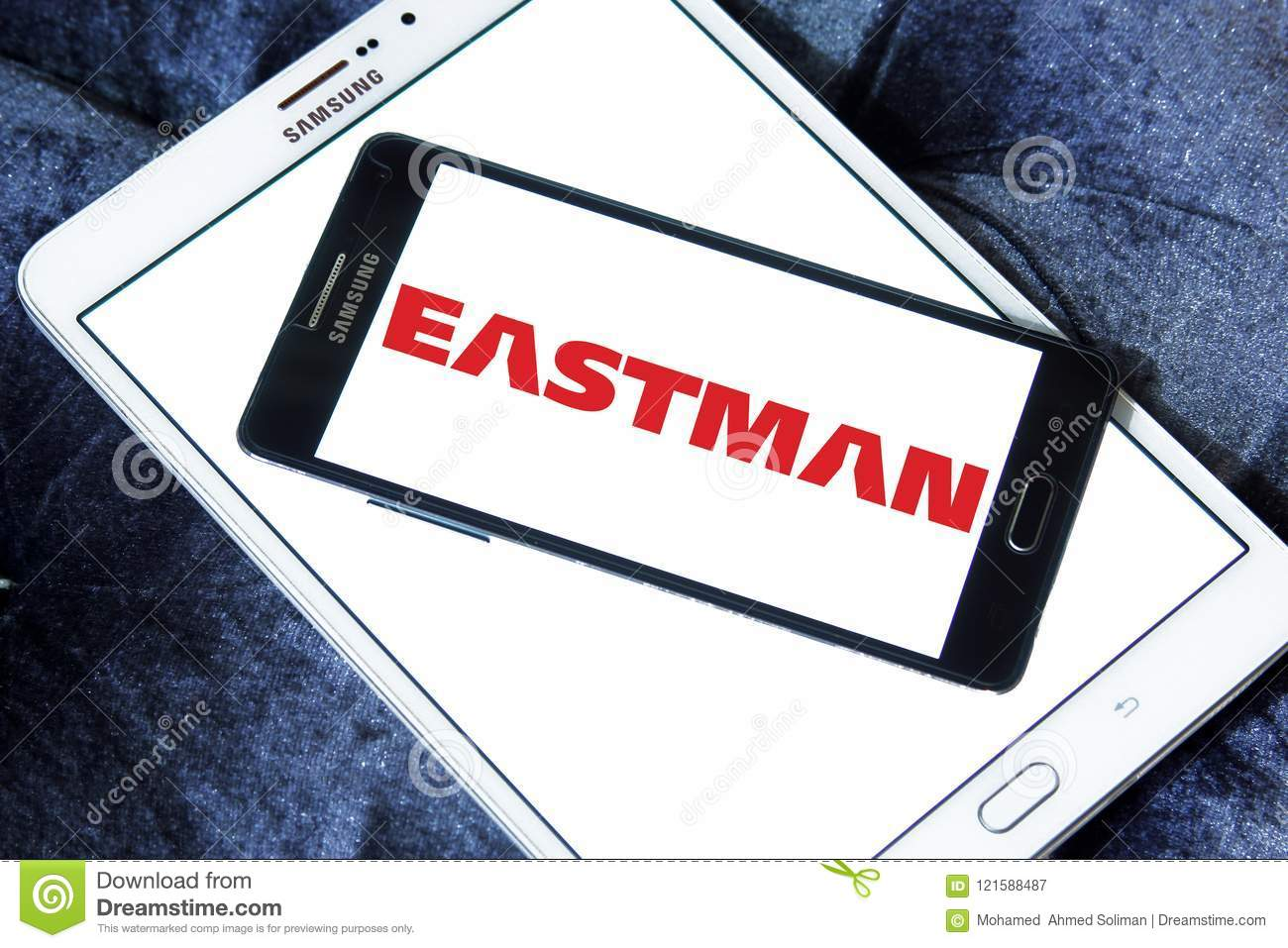 Eastman Chemical Company Logo Editorial Photography - Image of