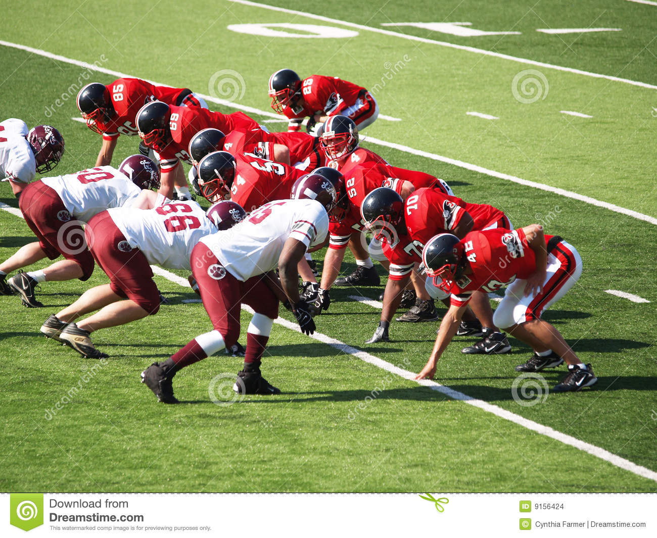 Easton Vs Phillipsburg Replay Game Editorial Stock Image Image Of