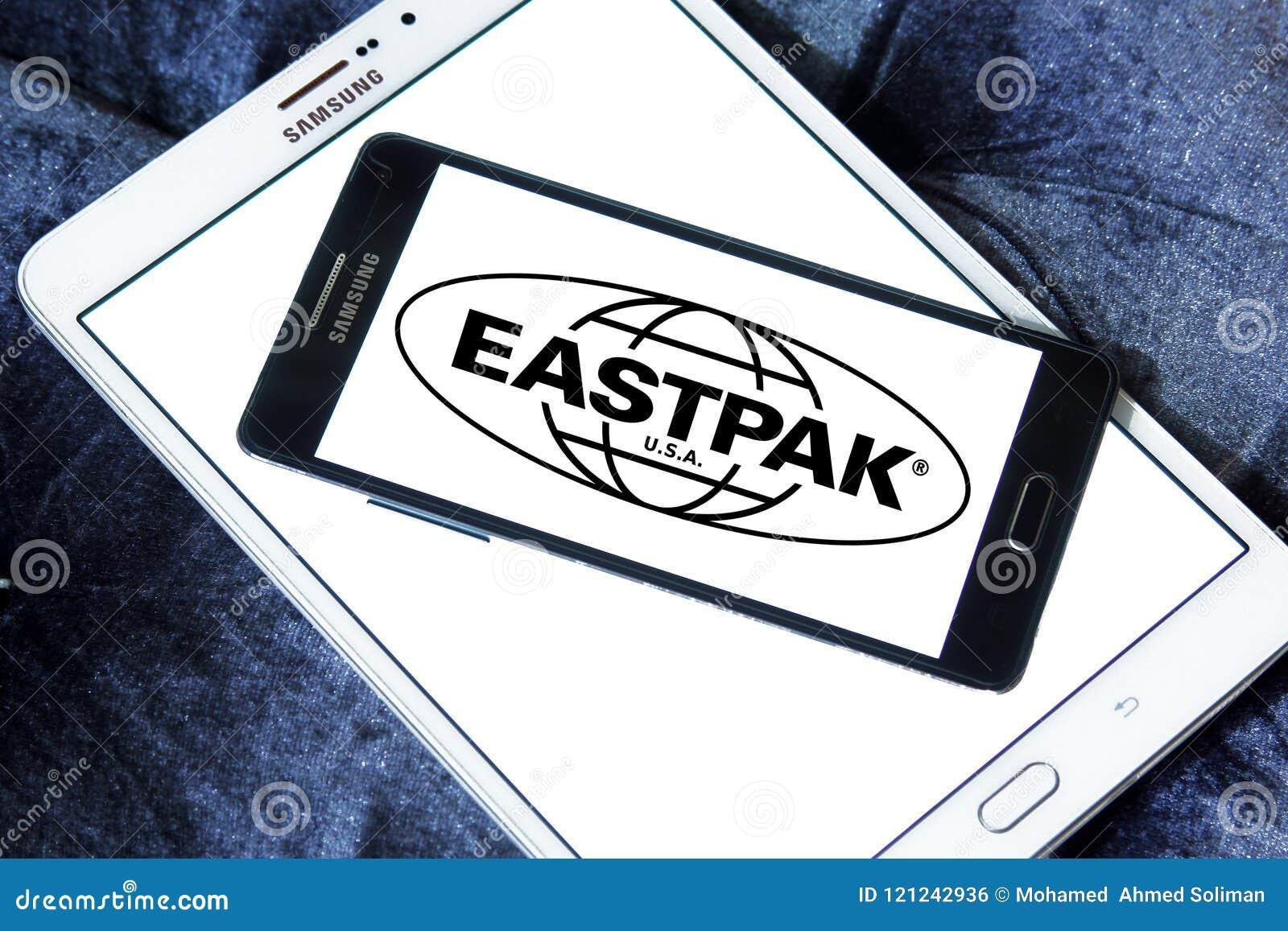 Eastpak company logo editorial photo  Image of brands - 121242936