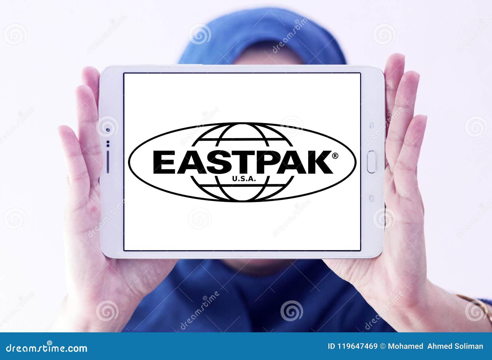 Eastpak company logo editorial stock image  Image of apparel - 119647469