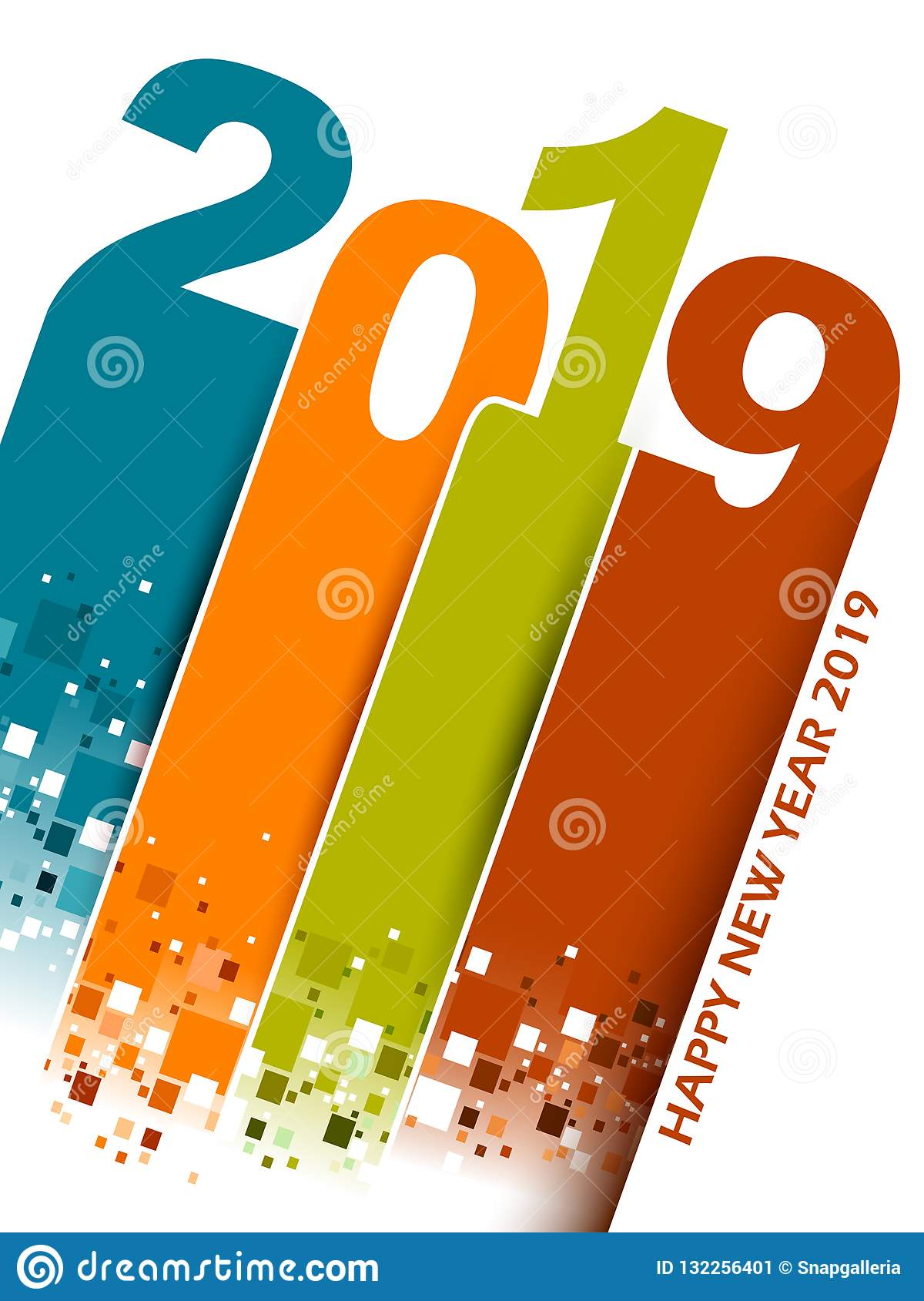 Happy New Year Editing Background 38