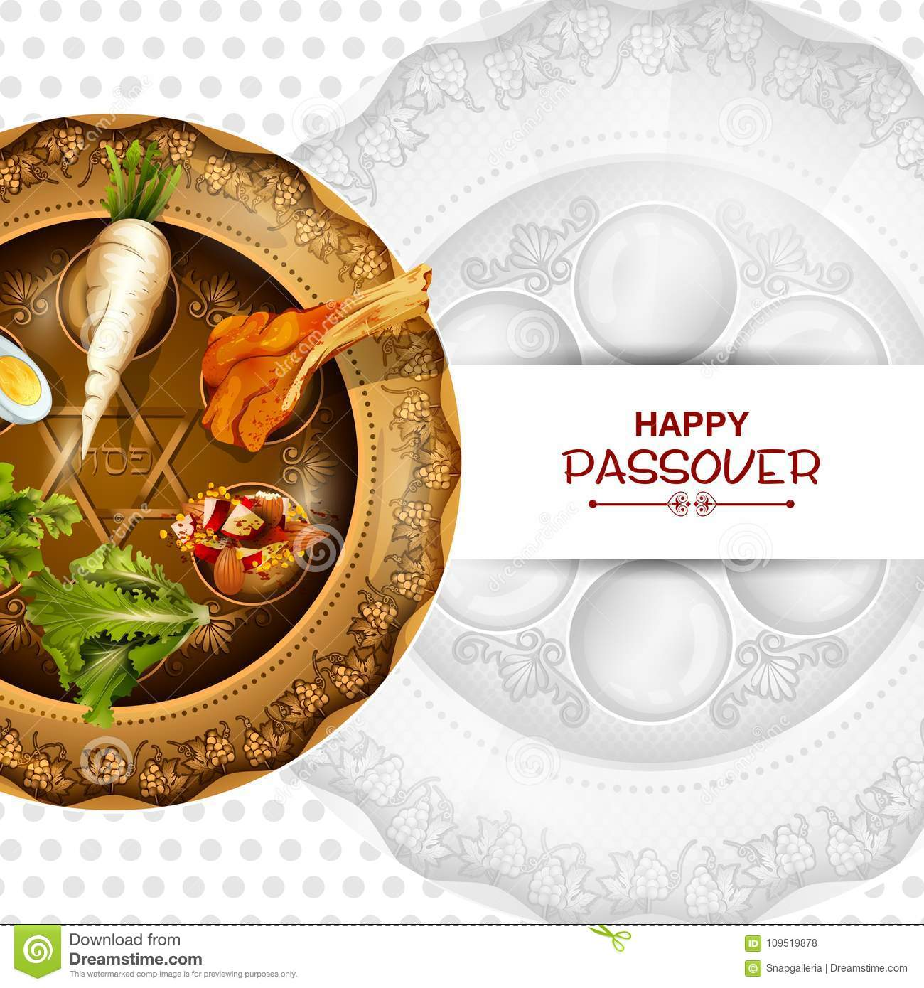 Jewish holiday of passover pesach seder stock vector illustration download jewish holiday of passover pesach seder stock vector illustration of hebrew greeting m4hsunfo