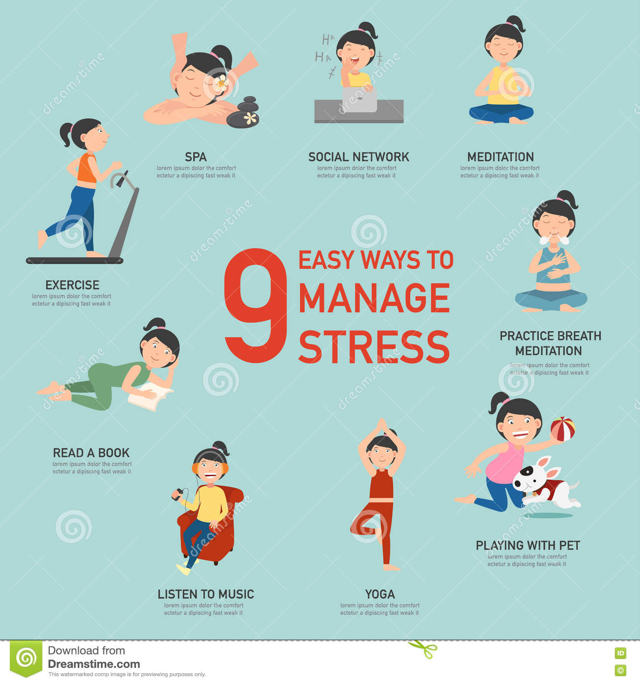 Easy Strategies To Manage Stress
