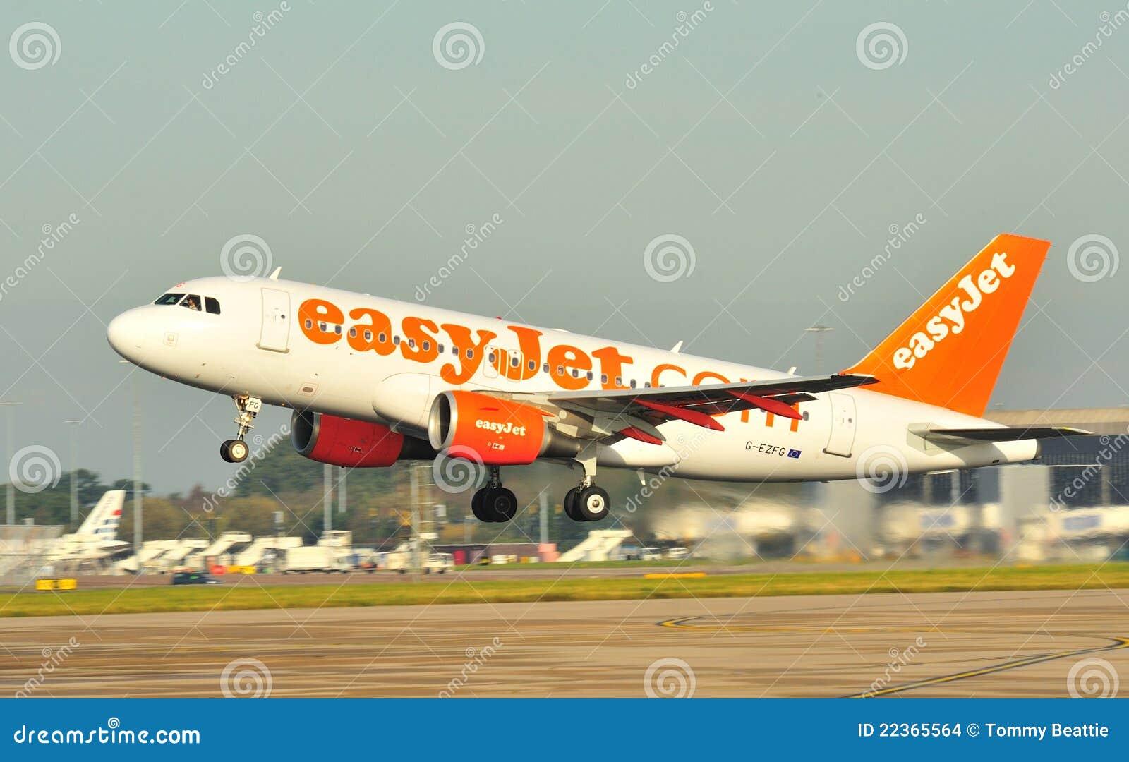 Easyjet Airbus A319