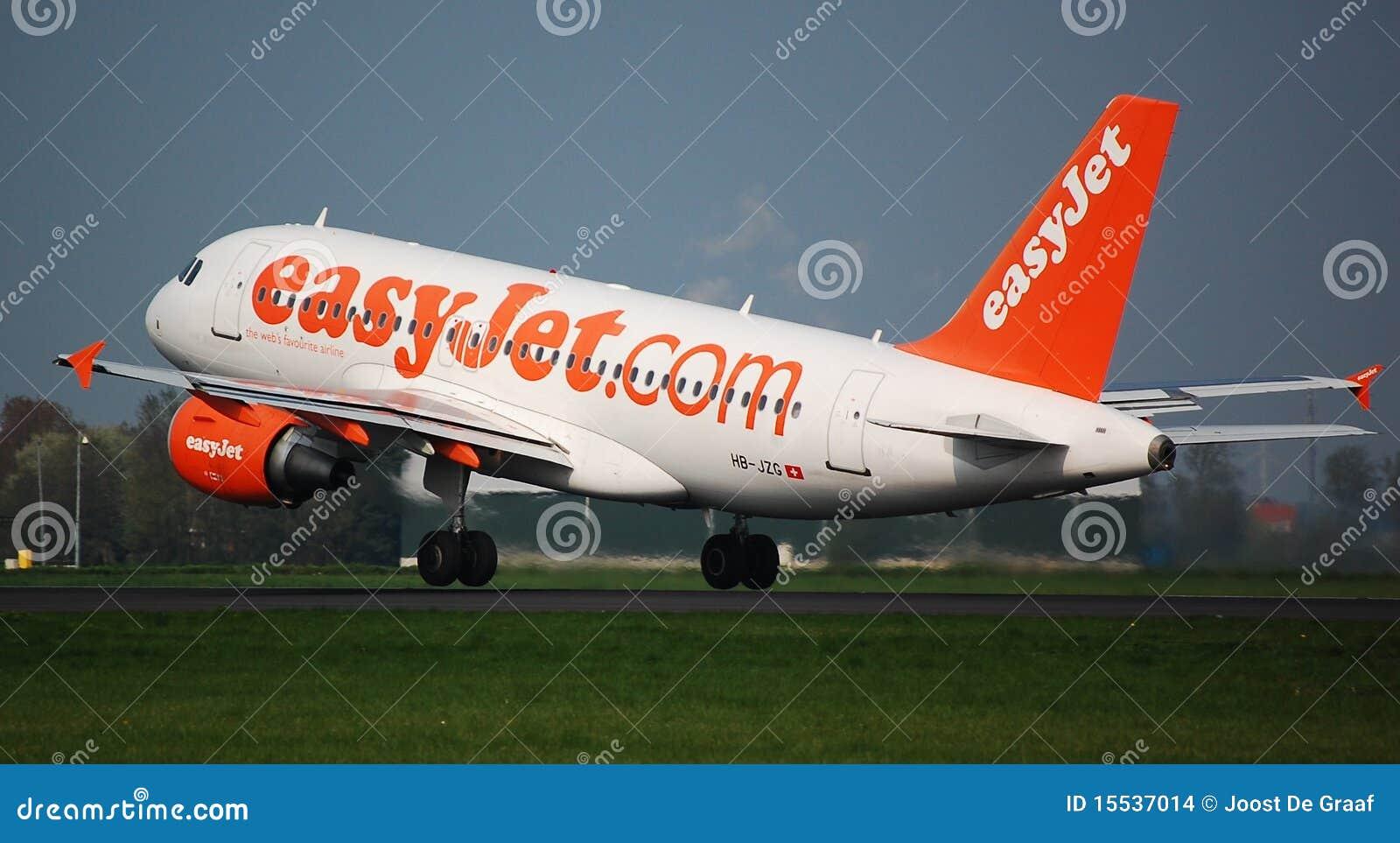 Easyjet takes off