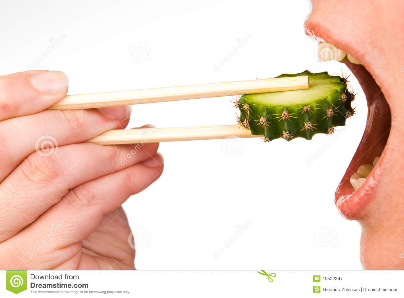 how to eat cactus leaf