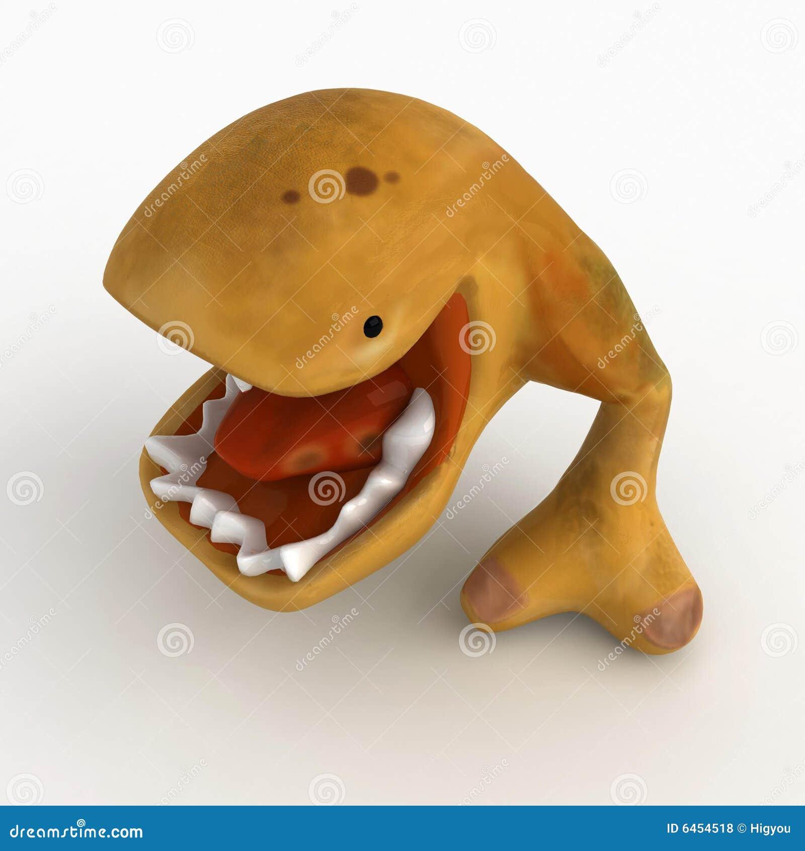 Eater usta otwarte