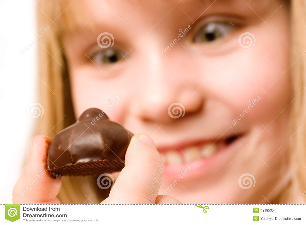 how to draw a person eating chocolate
