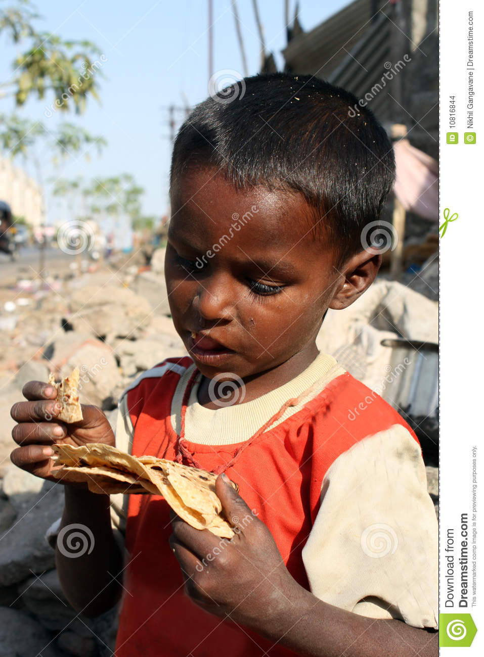 Eating Food in Poverty