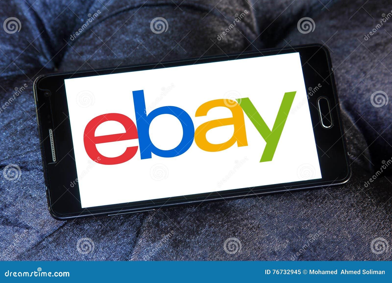 Ebay Zeichen Redaktionelles Bild Bild Von Illustrativ 76732945