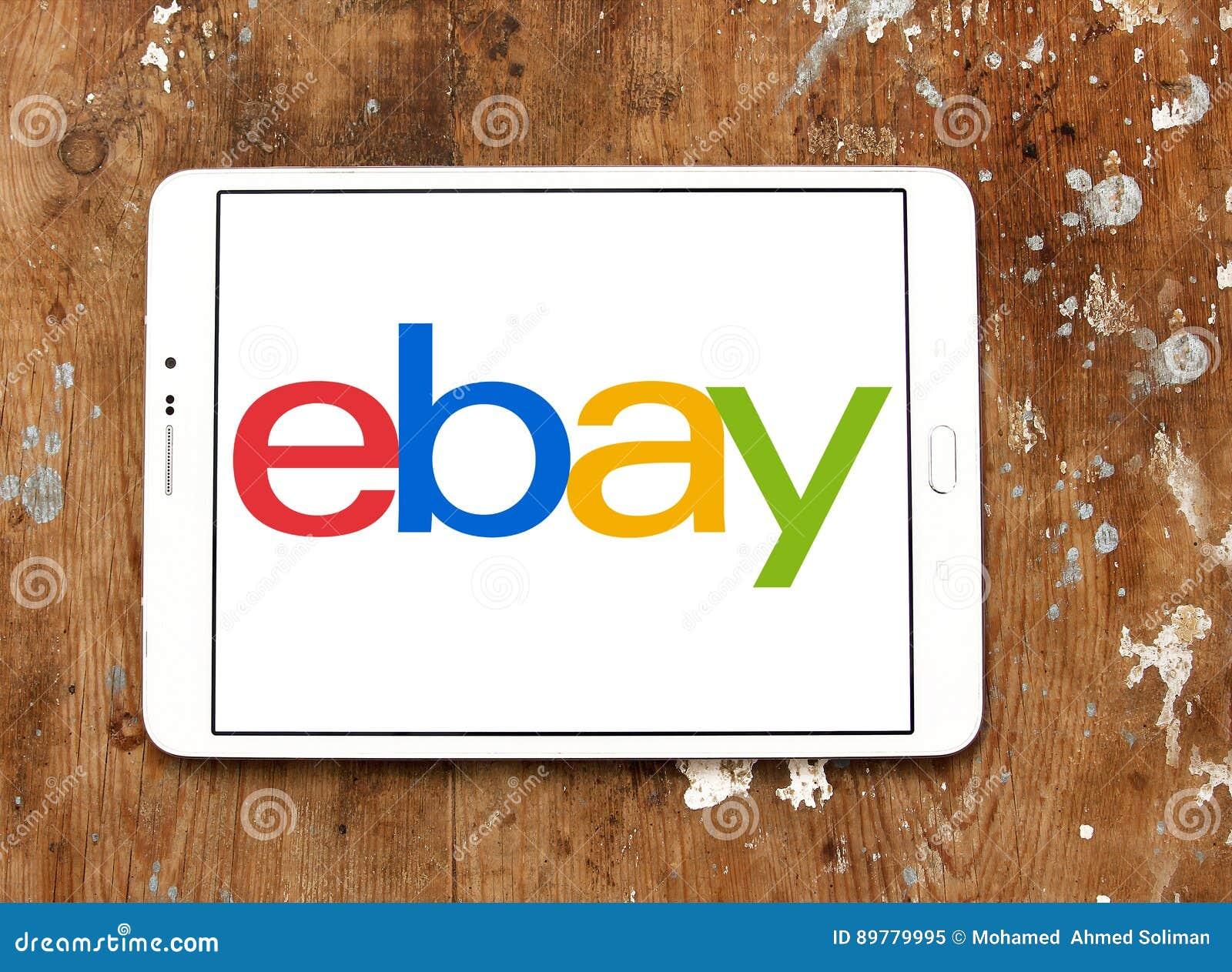 Ebay Zeichen Redaktionelles Bild Bild Von Vektoren Internet 89779995