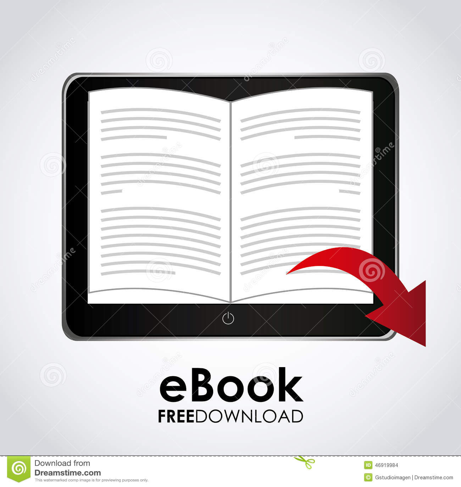 Modern School Ebook Design