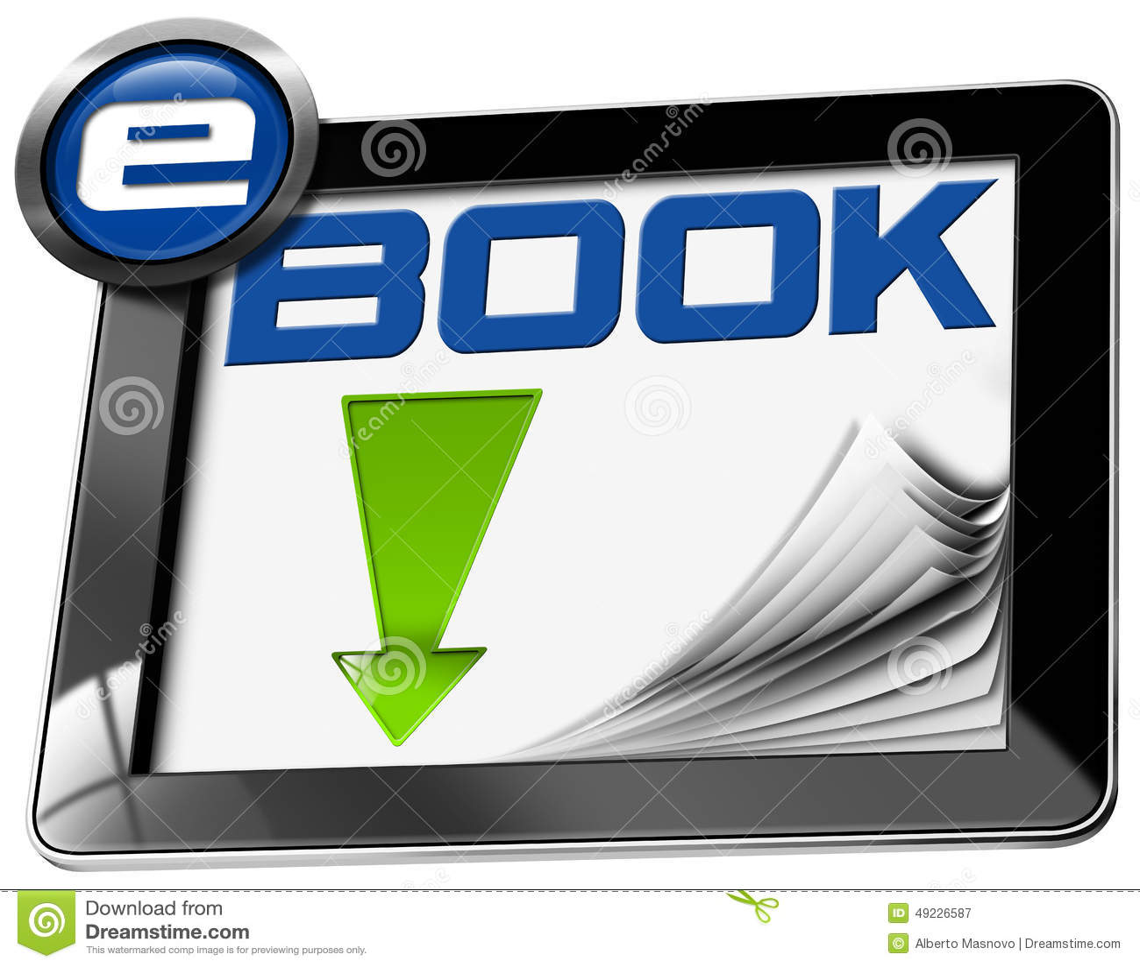 EBook-Download - Tablet-Computer