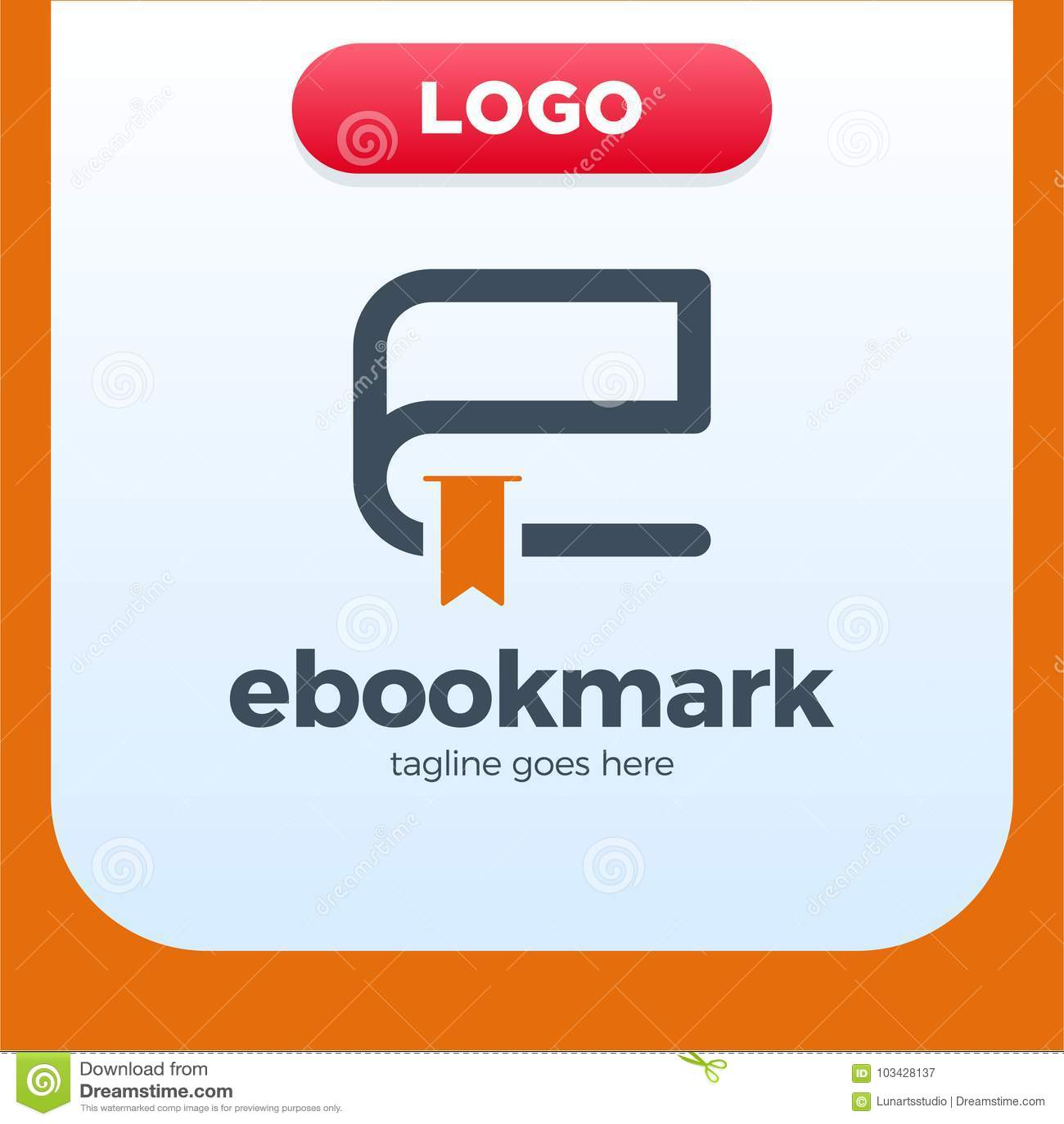 Ebook Logo Design