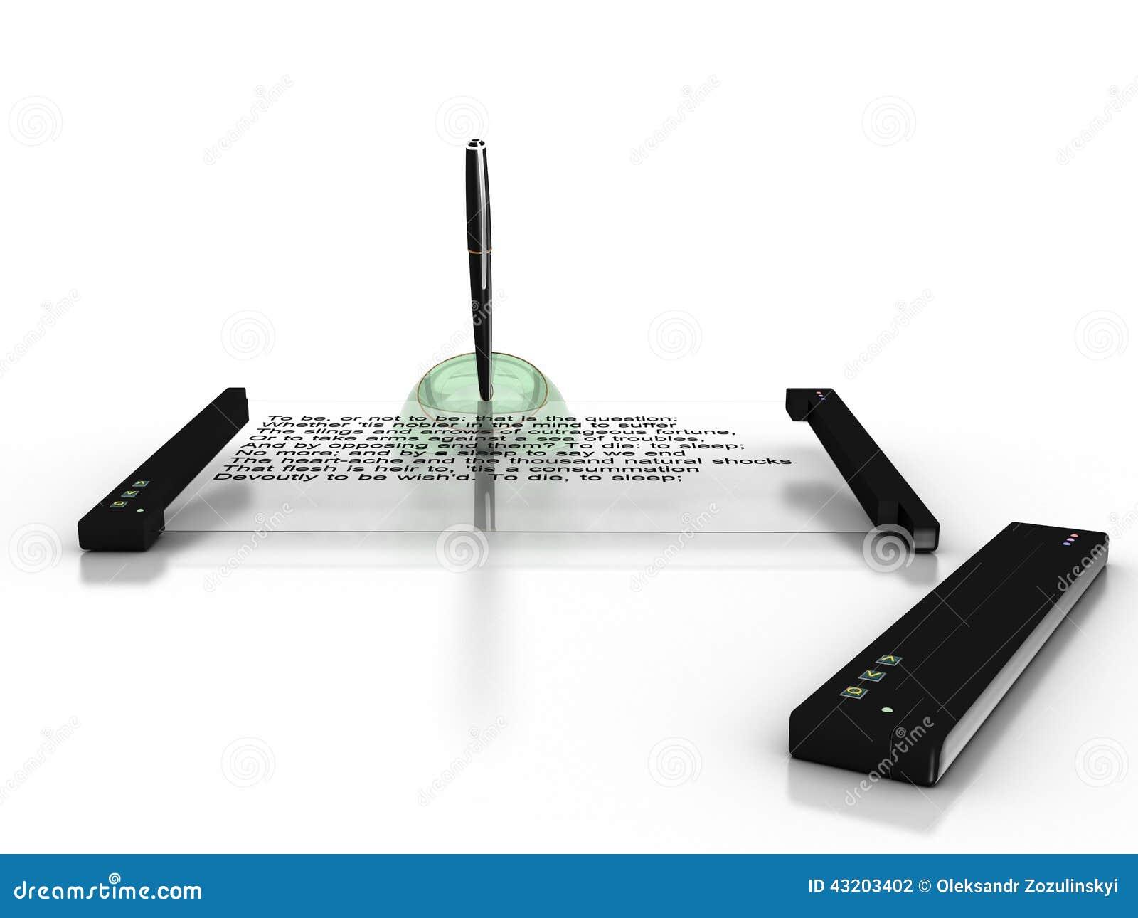 """Download EBook Minnestavla På En Vit Bakgrund â""""– 3 Stock Illustrationer - Illustration av skärm, utbildning: 43203402"""