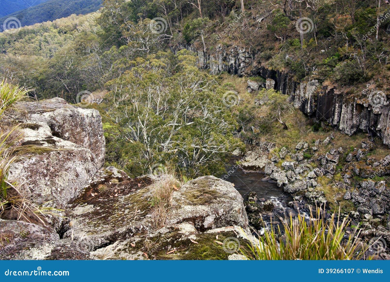 Ebor-Fälle, New South Wales, Australien