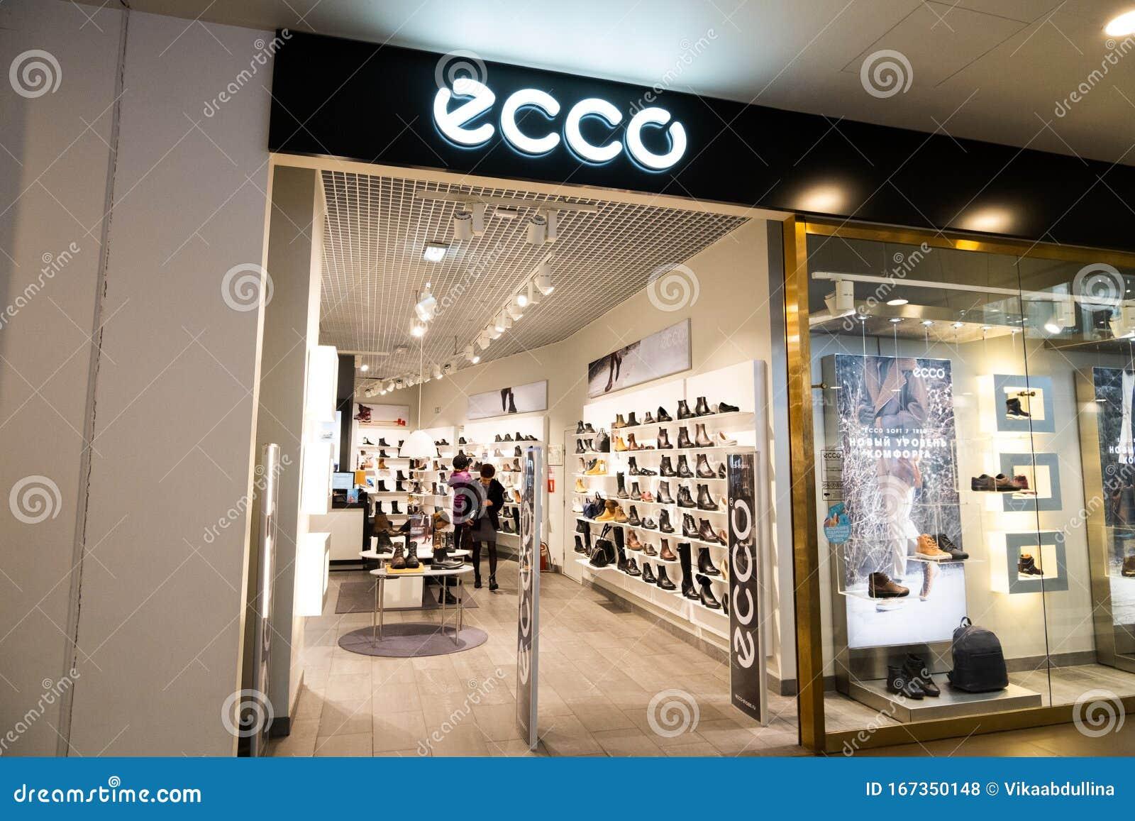 Ecco Store In Galeria Shopping Mall In