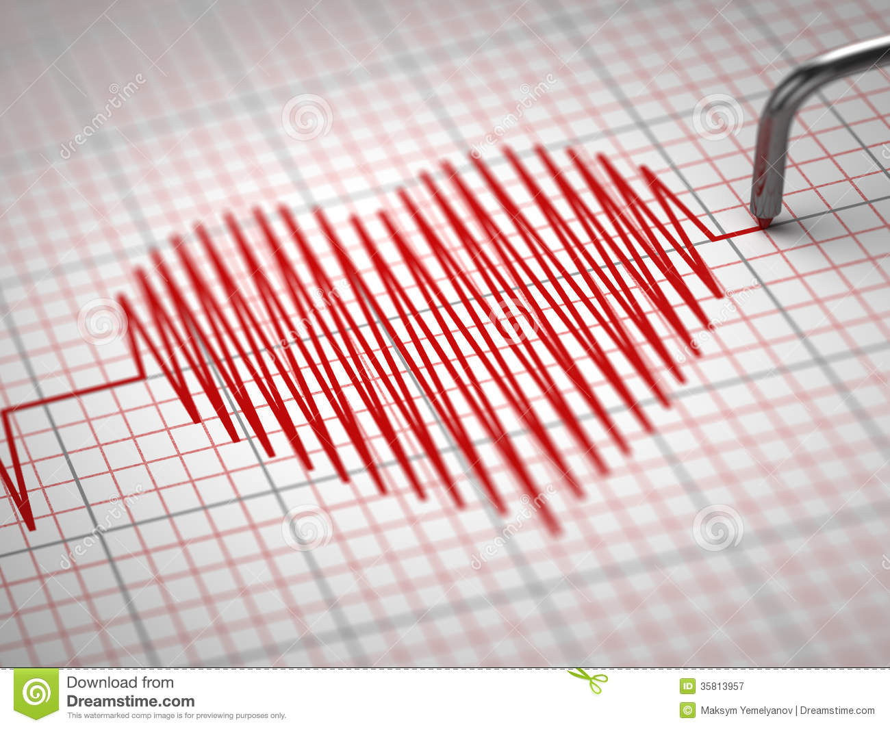 ecg  electrocardiogram and heart beat shape  royalty free