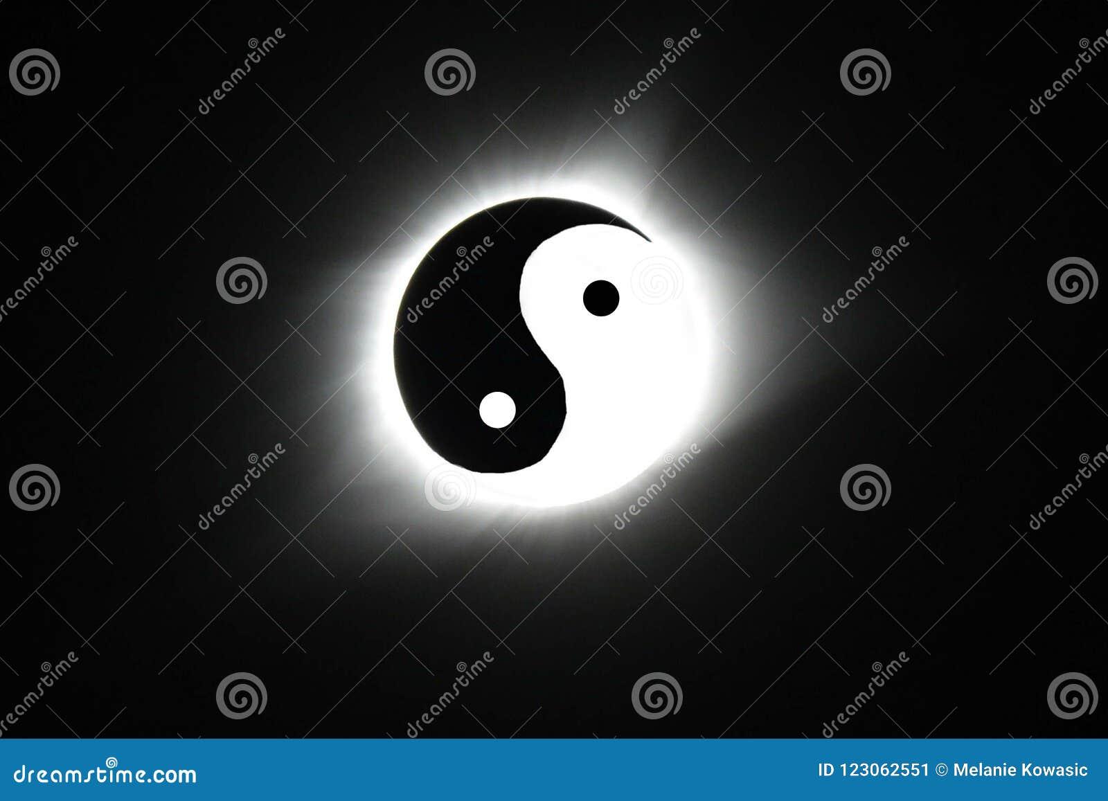 Eclissi di yin yang