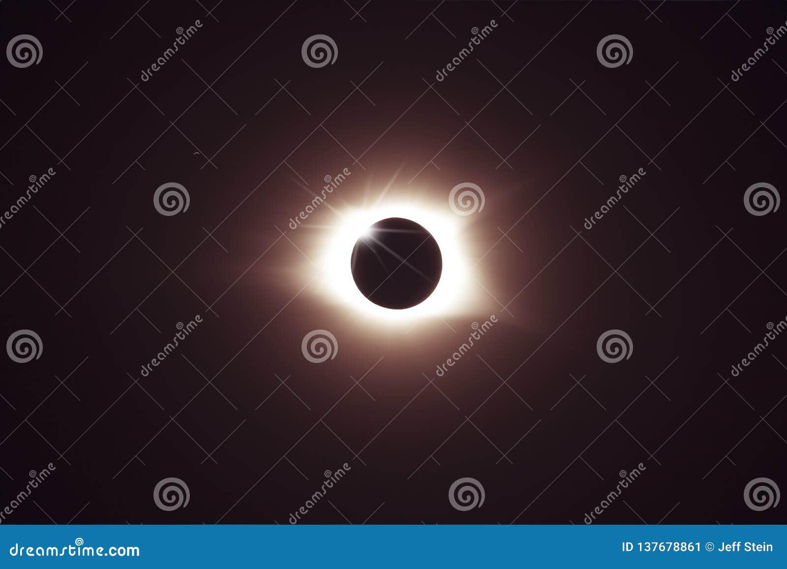 Eclissi totale del sole