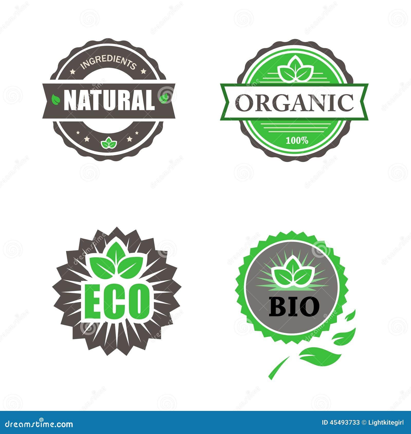 Eco和生物标签收藏