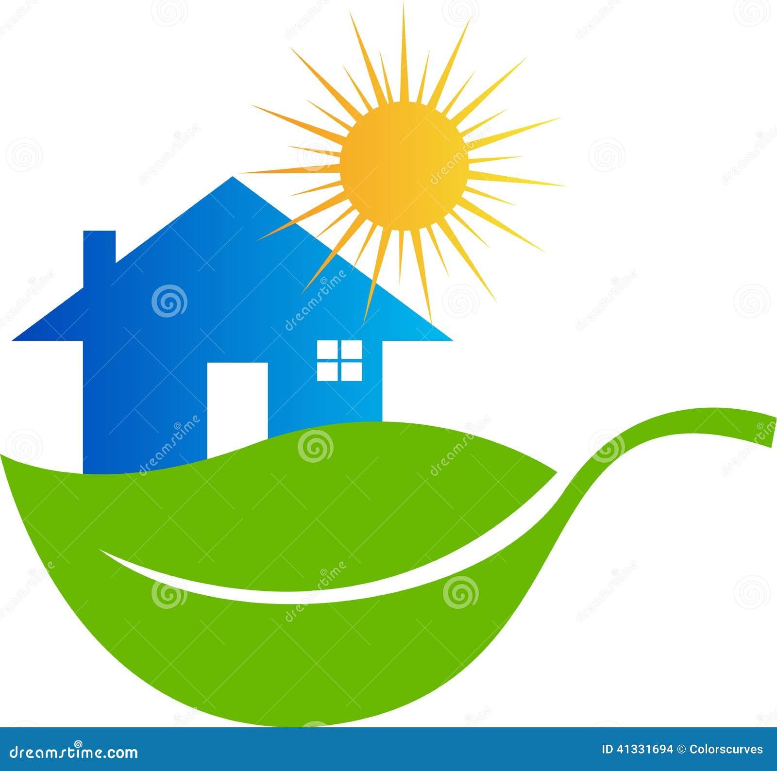 Eco家庭图标向量