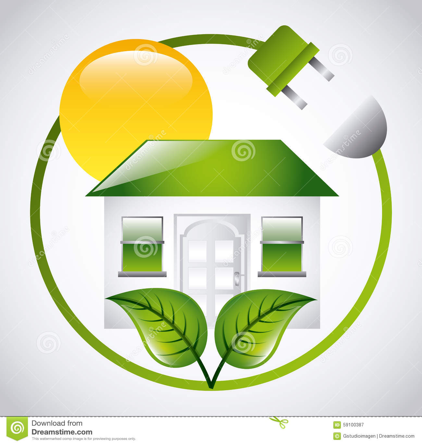 Eco能源查出的空白风车
