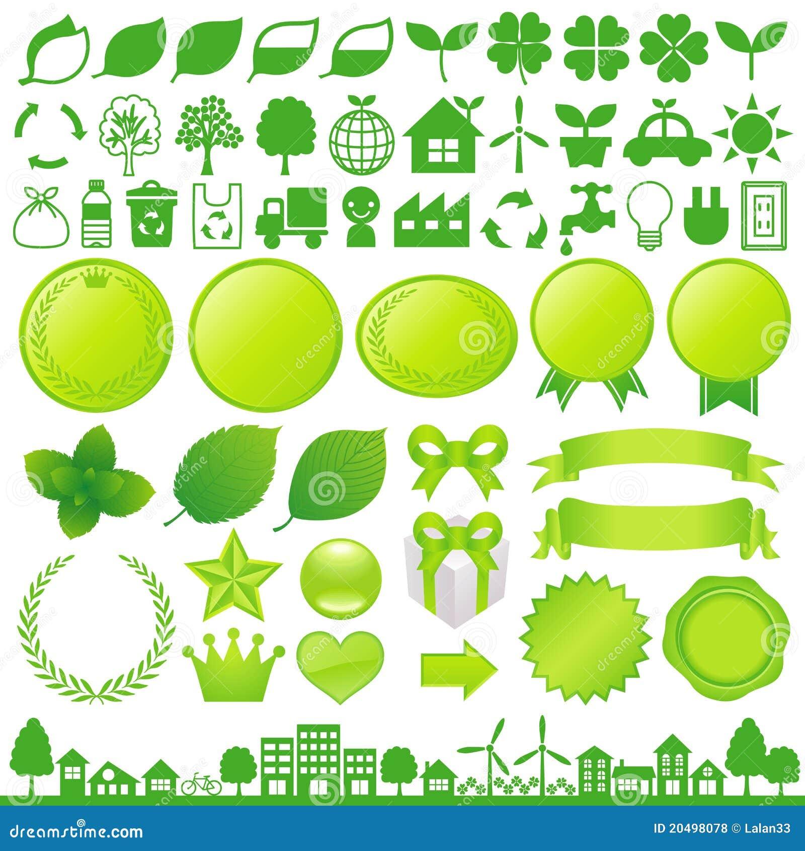 Eco украшения