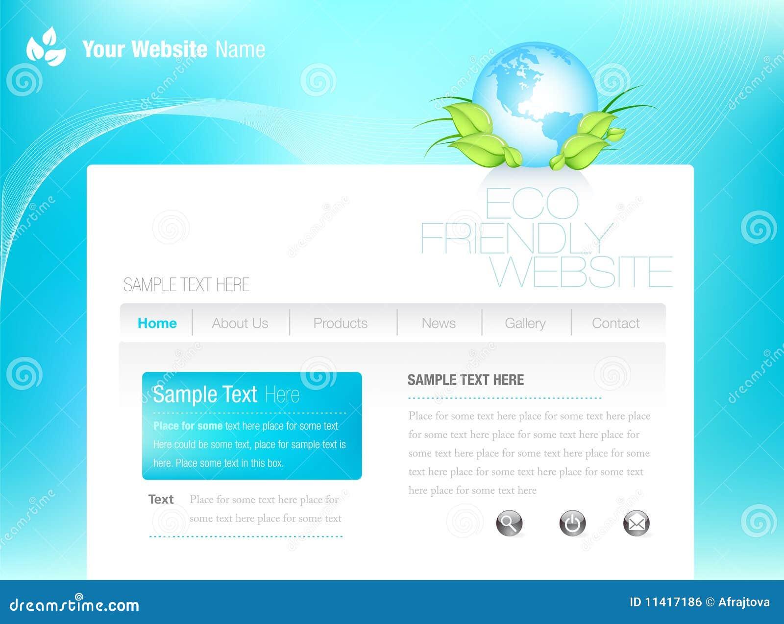 Eco-Art Web site