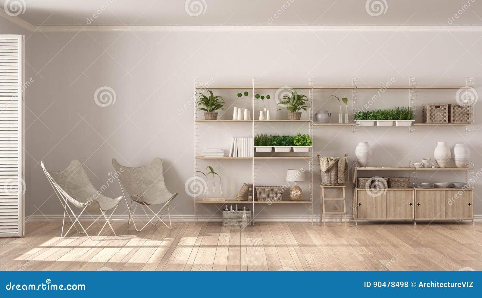 Verticale Tuin Woonkamer : Eco binnenlands ontwerp met houten boekenrek diy verticale tuin s